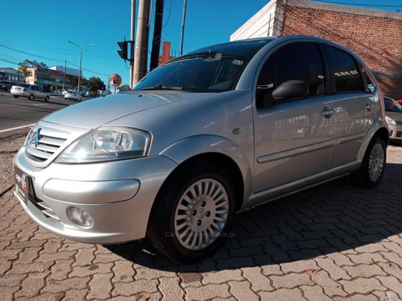 c3 1.6 i exclusive 16v gasolina 4p manual 2005 caxias do sul