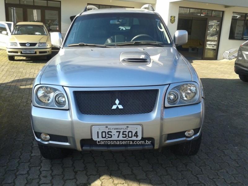 pajero sport 2.5 hpe 4x4 8v turbo intercooler diesel 4p automatico 2008 farroupilha