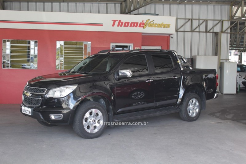 s10 2.8 ltz 4x4 cd 16v turbo diesel 4p automatico 2013 caxias do sul
