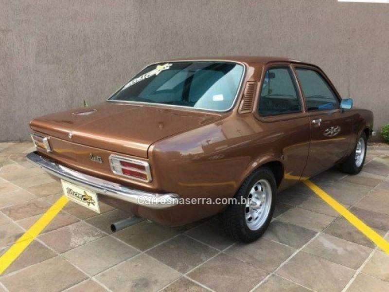 CHEVETTE 1.4 SL 8V GASOLINA 2P MANUAL - 1978 - CAXIAS DO SUL