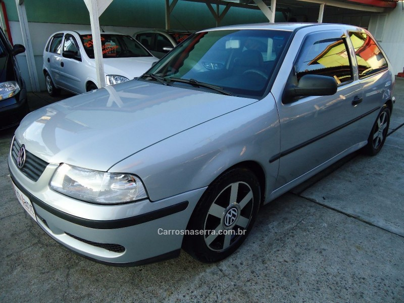 gol 1.0 mi city 8v flex 2p manual g.iii 2004 caxias do sul