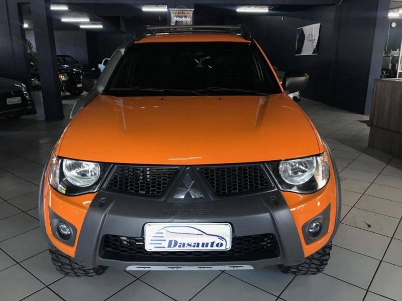 l200 savana 3.2 4x4 16v turbo intercooler diesel 4p manual 2016 caxias do sul