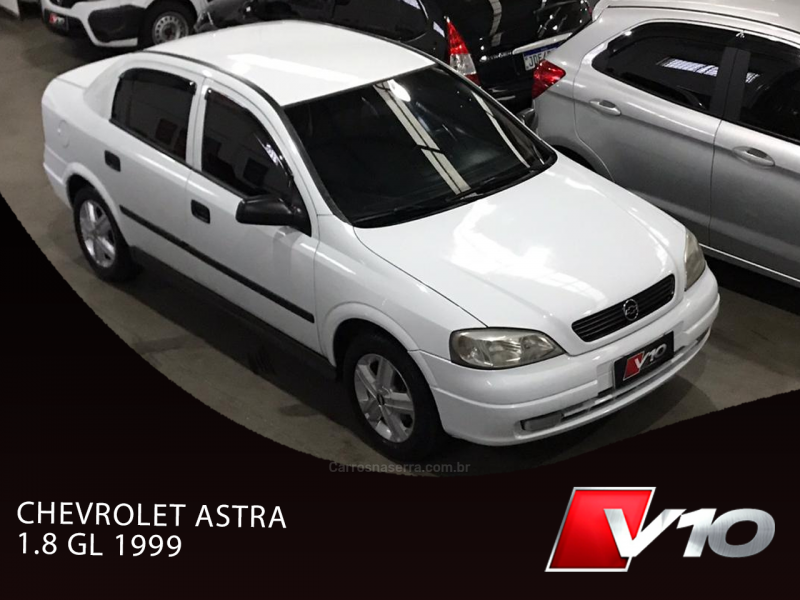 astra 1.8 mpfi gl 8v gasolina 4p manual 1999 caxias do sul