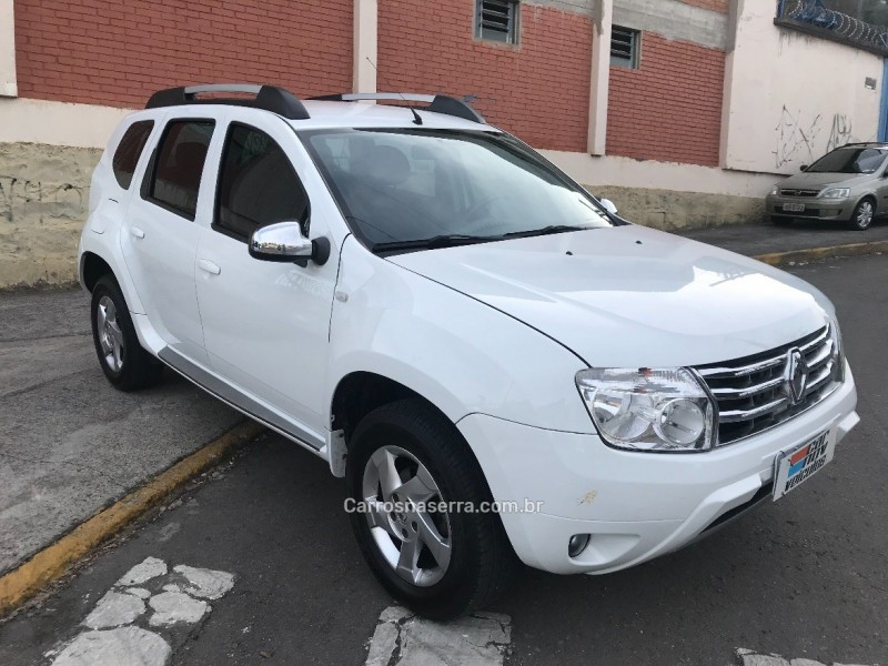 duster 1.6 dynamique 4x2 16v flex 4p automatico 2013 caxias do sul