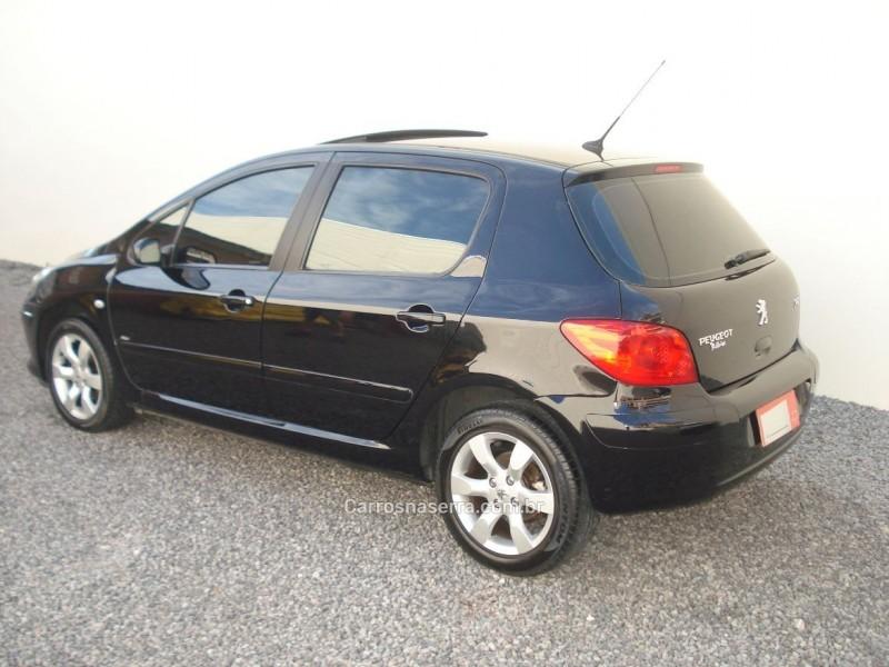 307 1.6 presence pack 16v gasolina 4p manual 2009 caxias do sul