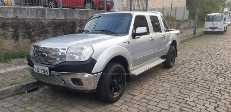 ranger 2.8 xlt 4x4 cd 8v turbo intercooler diesel 4p manual 2010 bento goncalves