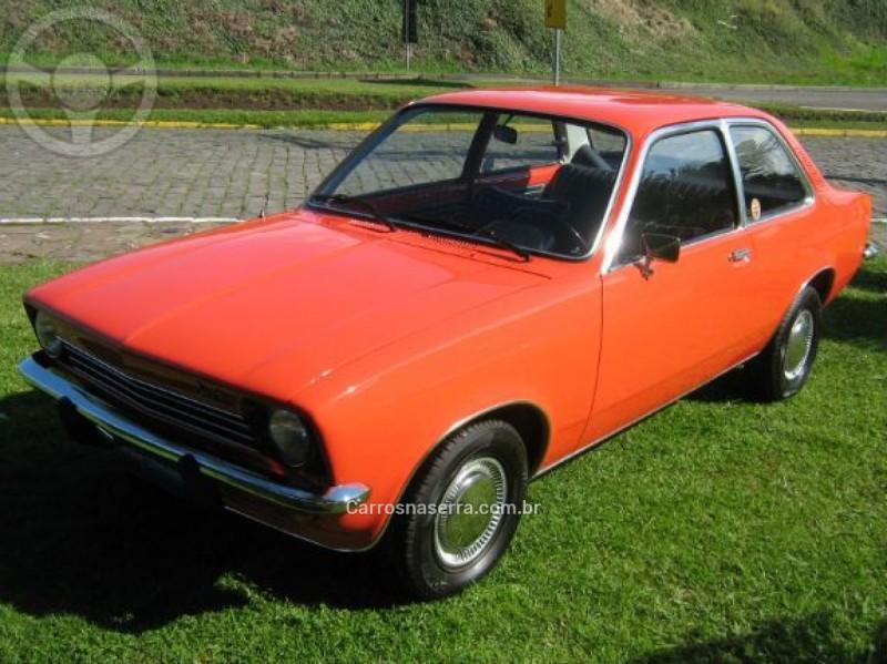 CHEVETTE 1.4 8V GASOLINA 4P MANUAL - 1976 - SãO MARCOS