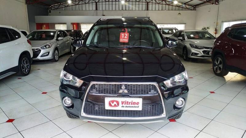 outlander 3.0 gt 4x4 v6 24v gasolina 4p automatico 2012 erechim