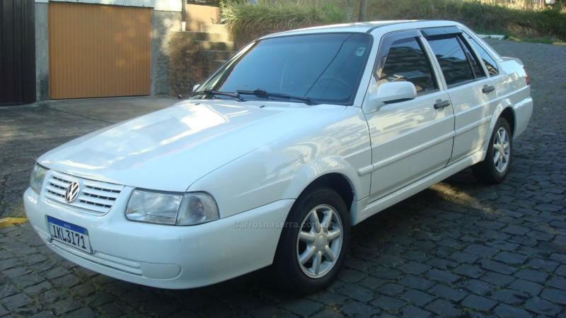 santana 1.8 mi 8v gasolina 4p manual 2002 farroupilha