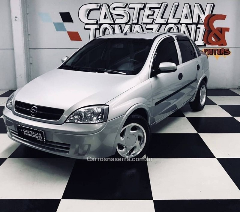 corsa 1.8 mpfi 8v gasolina 4p manual 2004 caxias do sul