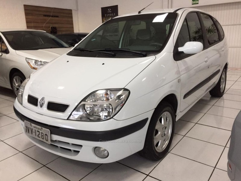 scenic 1.6 privilege 16v flex 4p manual 2010 caxias do sul