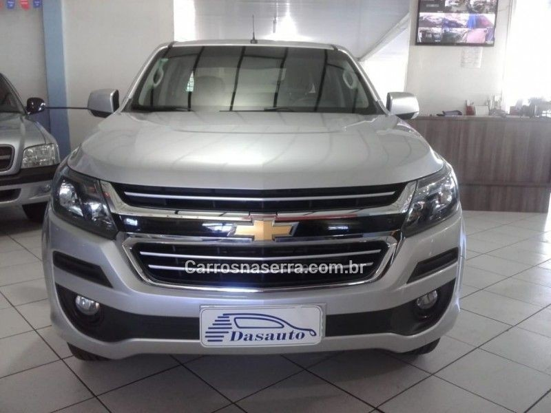 s10 2.8 lt 4x4 cd 16v turbo diesel 4p automatico 2018 caxias do sul