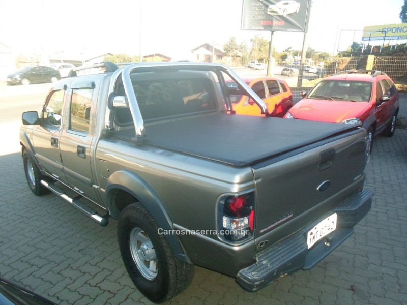 ranger 3.0 xls 16v 4x2 cd diesel 4p manual 2005 caxias do sul