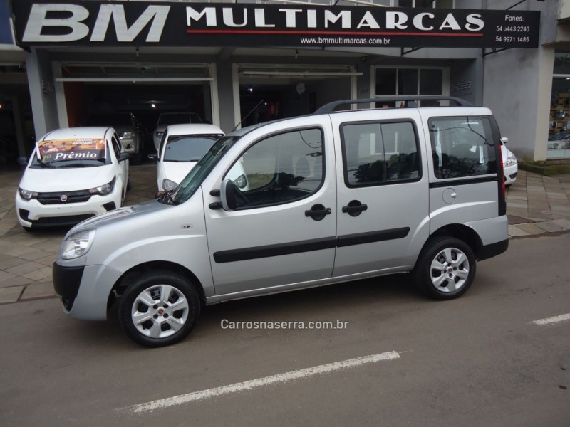doblo 1.8 mpi essence 16v flex 4p manual 2018 guapore