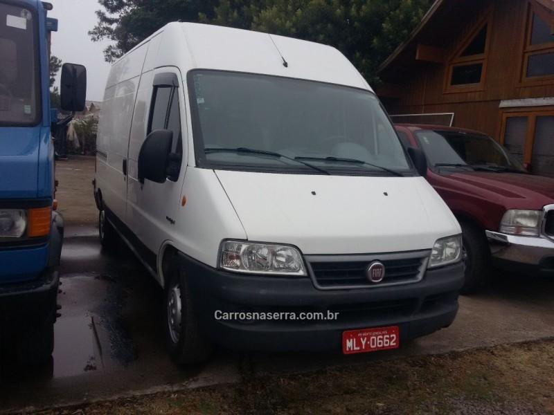 ducato 2.8 maxicargo 8v turbo diesel 3p manual 2014 garibaldi