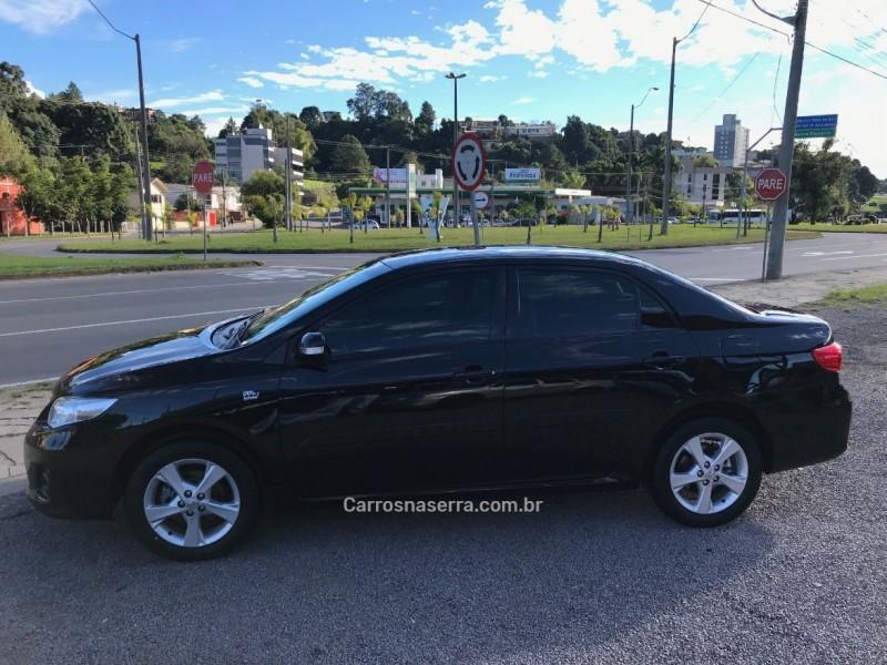COROLLA 2.0 XEI 16V FLEX 4P AUTOMÁTICO - 2012 - CAXIAS DO SUL