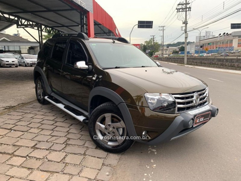 DUSTER 2.0 TECH ROAD 4X2 16V FLEX 4P MANUAL - 2014 - CAXIAS DO SUL