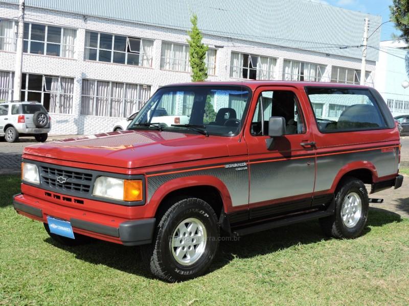 bonanza 4.1 custom de luxe 8v gasolina 2p manual 1993 sao marcos
