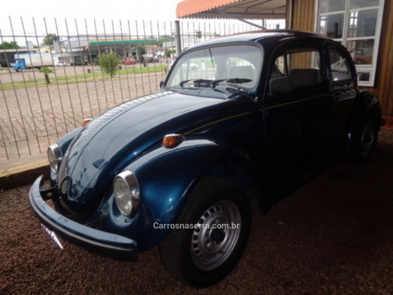 fusca 1.6 8v gasolina 2p manual 1995 casca