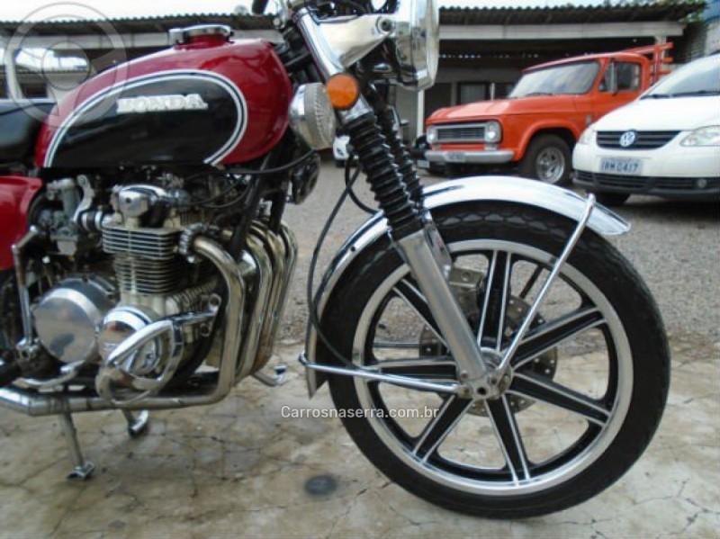 CB 500 FOUR - 1974 - CAXIAS DO SUL