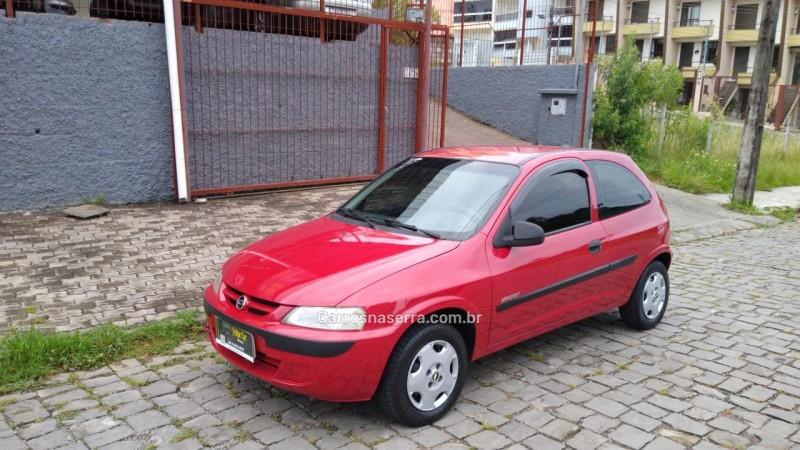 celta 1.4 mpfi spirit 8v gasolina 2p manual 2005 caxias do sul