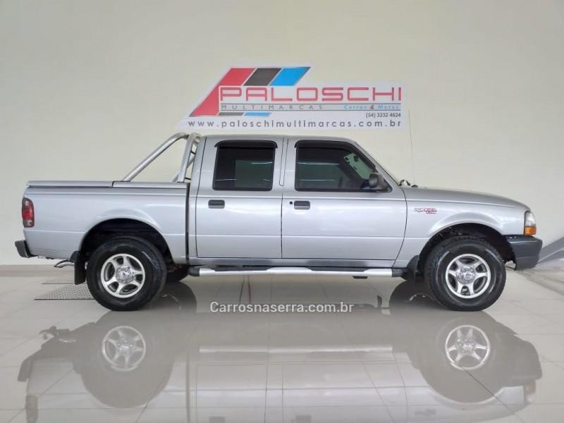 ranger 2.5 xlt 4x2 cd 8v turbo intercooler diesel 4p manual 2001 vacaria