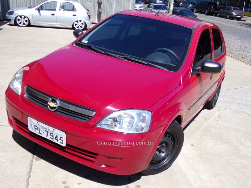 corsa 1.4 mpfi maxx 8v flex 4p manual 2009 caxias do sul