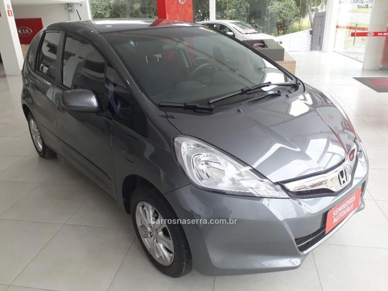 fit 1.4 lx 8v gasolina 4p automatico 2013 caxias do sul