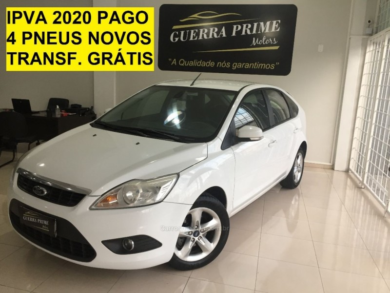 focus 2.0 glx 16v flex 4p manual 2013 caxias do sul