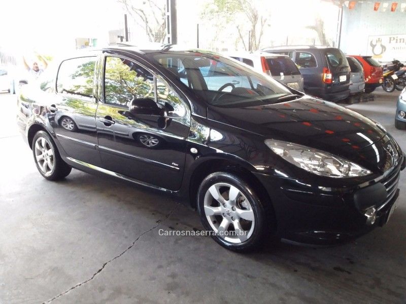 307 1.6 presence pack sedan 16v flex 4p manual 2010 caxias do sul