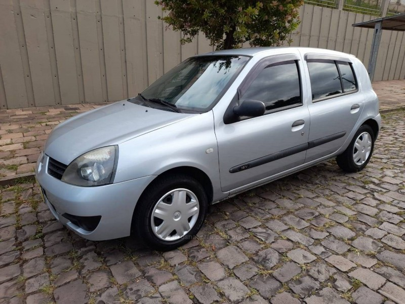 clio 1.0 authentique 16v flex 4p manual 2007 caxias do sul