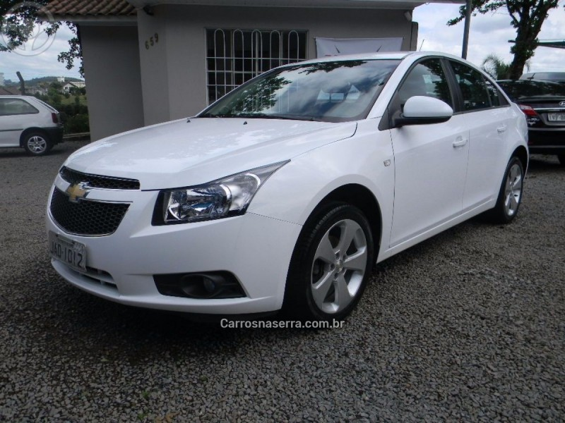 CRUZE 1.8 LT 16V FLEX 4P AUTOMÁTICO - 2014 - CARLOS BARBOSA