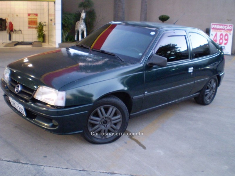 kadett 2.0 mpfi gl 8v gasolina 2p manual 1998 caxias do sul