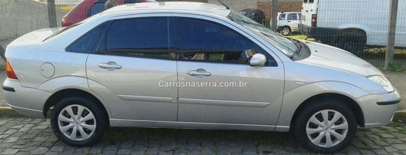 focus 1.6 glx sedan 8v flex 4p manual 2008 caxias do sul
