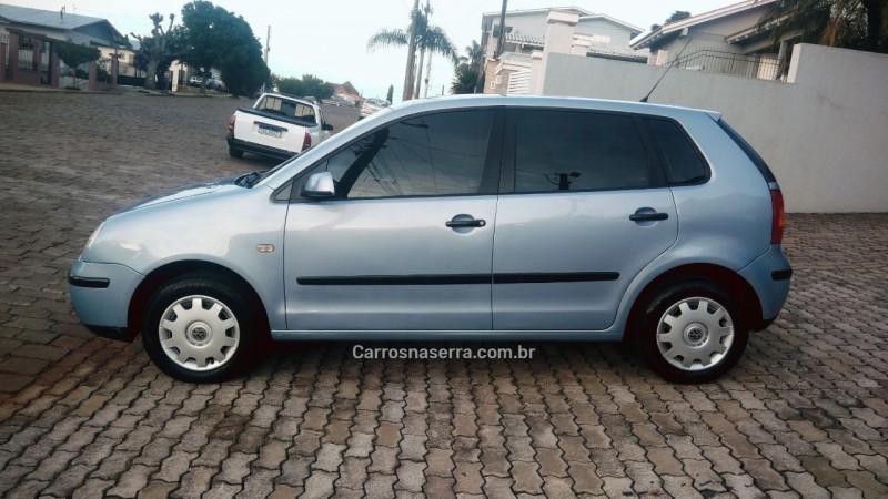 polo 1.6 mi 8v gasolina 4p manual 2003 guapore
