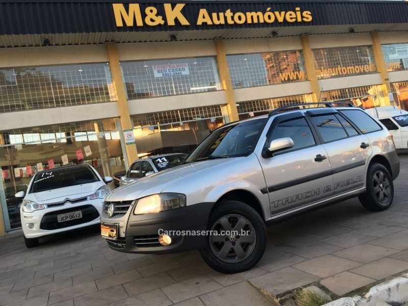 parati 1.6 mi track amp field 8v flex 4p manual g.iv 2008 caxias do sul