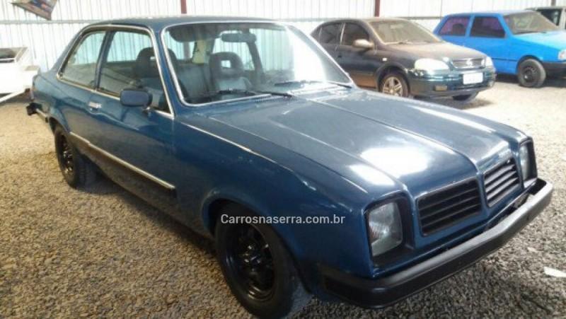 chevette 1.4 sl 8v gasolina 2p manual 1981 caxias do sul