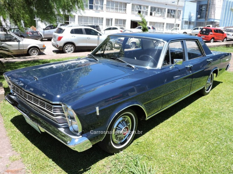galaxie 500 gasolina 4p manual 1968 sao marcos