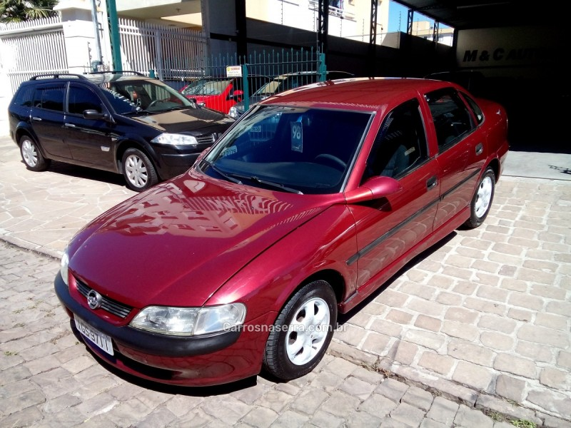 vectra 2.0 mpfi gl 8v gasolina 4p manual 1998 caxias do sul