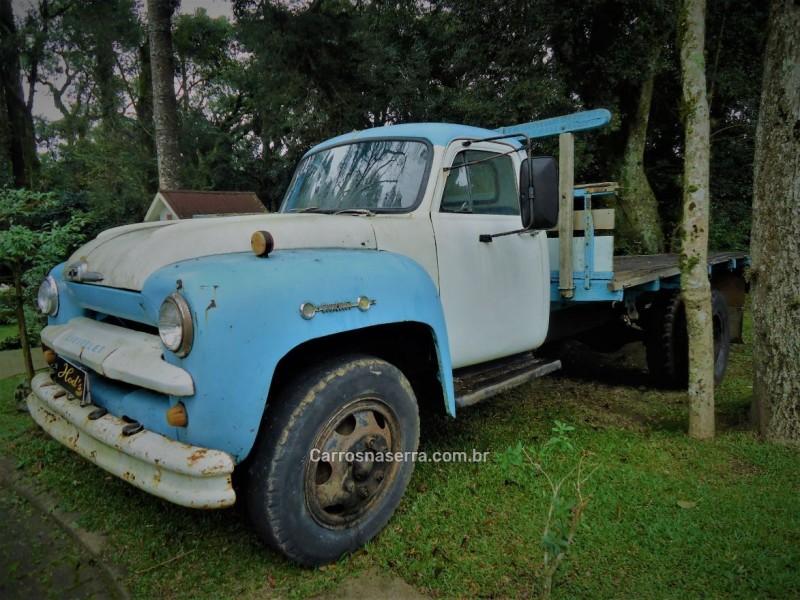 brasil 4.2 pick up cs 2p gasolina manual 1959 canela