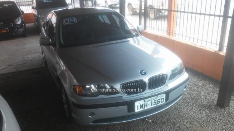 325i 2.5 sedan 24v gasolina 4p automatico 2004 caxias do sul