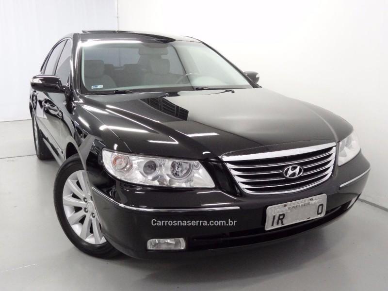 azera 3.3 mpfi gls sedan v6 24v gasolina 4p automatico 2009 farroupilha