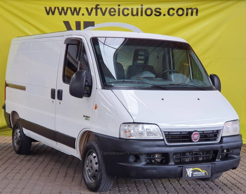 ducato 2.3 multijet cargo curto me diesel 3p manual 2016 caxias do sul