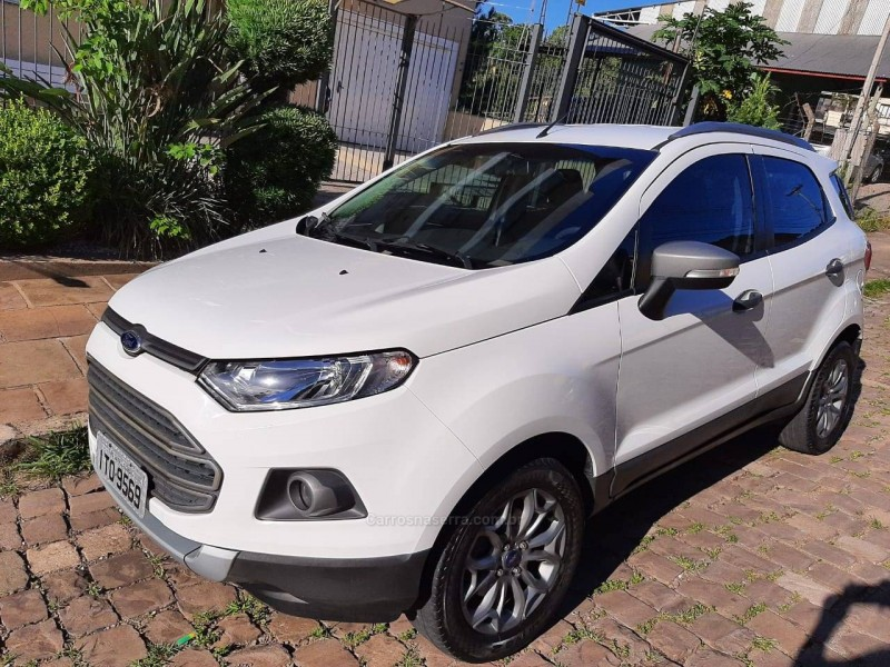 ecosport 1.6 freestyle 8v flex 4p manual 2013 bento goncalves