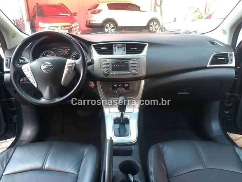 SENTRA 2.0 SV 16V FLEX 4P AUTOMÁTICO - 2014 - CAXIAS DO SUL