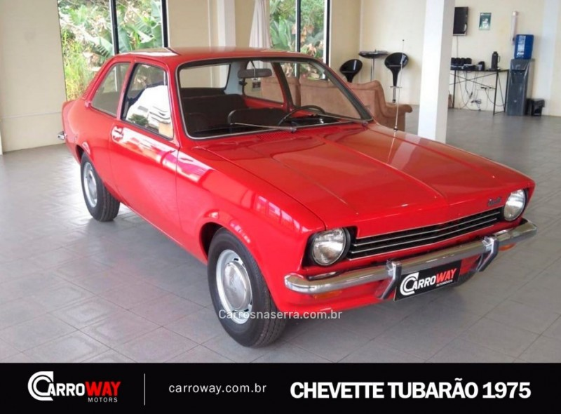 chevette 1.4 8v gasolina 4p manual 1975 feliz