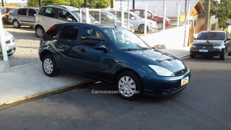 focus 1.6 8v gasolina 4p manual 2008 farroupilha