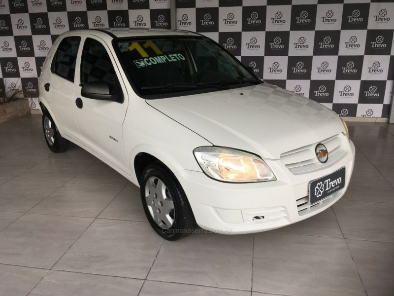 celta 1.0 mpfi spirit 8v flex 4p manual 2011 taquara