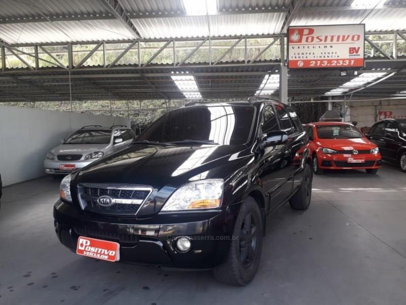 sorento 2.5 ex 4x4 16v diesel 4p automatico 2010 caxias do sul