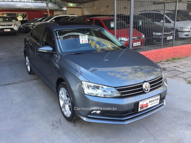 jetta 2.0 tsi highline 211cv gasolina 4p tiptronic 2015 caxias do sul